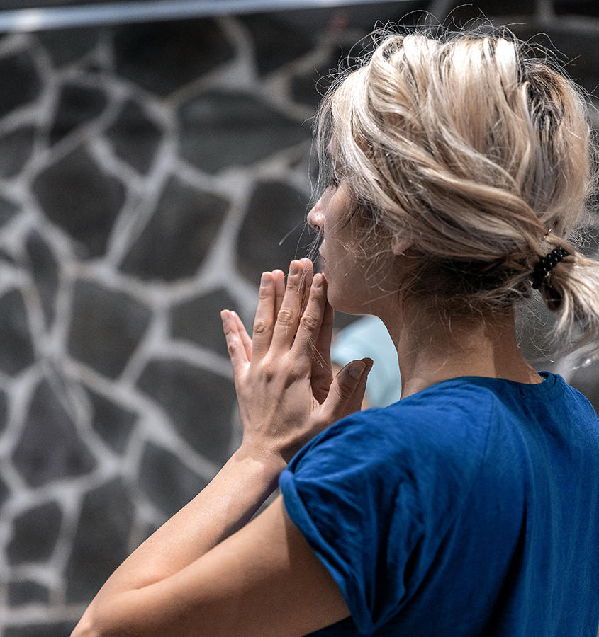 Immagini del Corso Yoga presso la palestra Fit on You di Roma