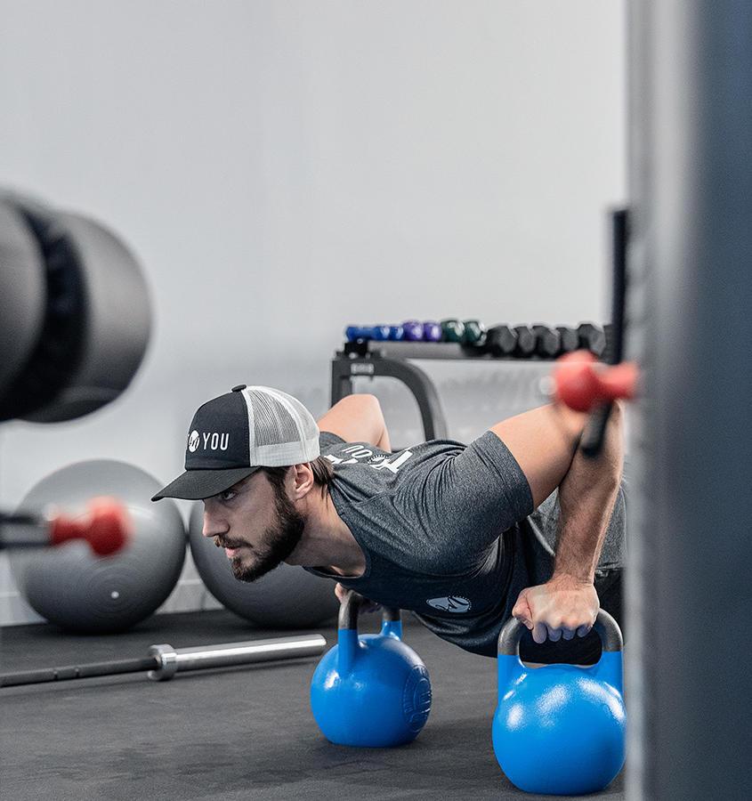 Immagini di Matteo Scarrone - Fit on You Training Club Roma