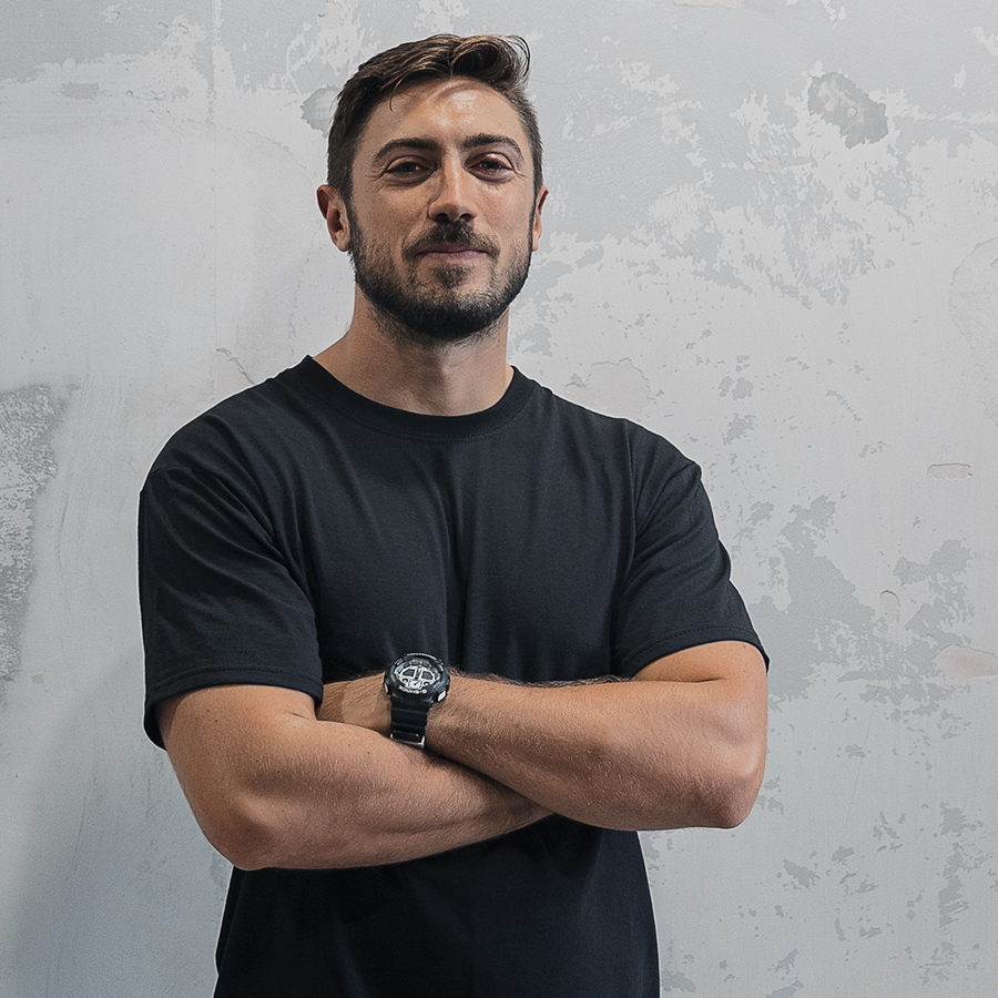 scarrone matteo personal trainer centro fit on you roma