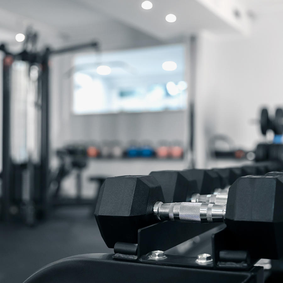Immagini palestra Fit on You quartiere Monteverde a Roma